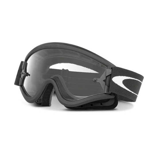 Oakley L Frame™ Goggles – NOW WITH 2 LENSES grey and clear fits ...