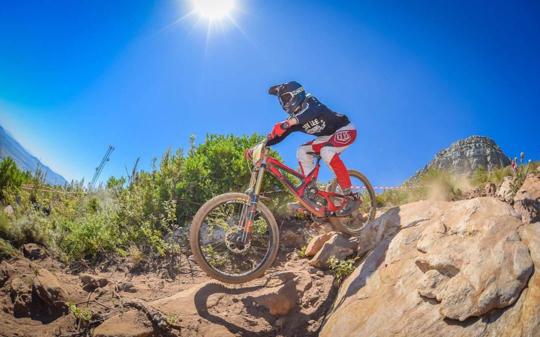 Western Cape Gravity Series –  Round 2 Helderberg – Matt's story